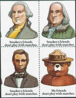 Smokey's Friends