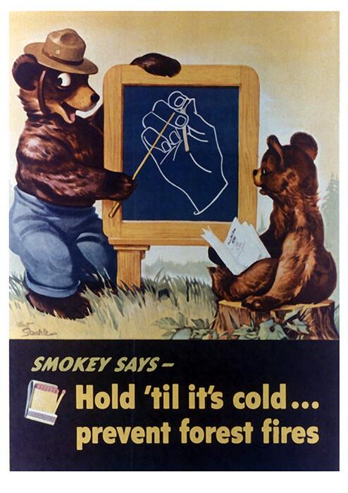 Story of Smokey | Smokey Bear